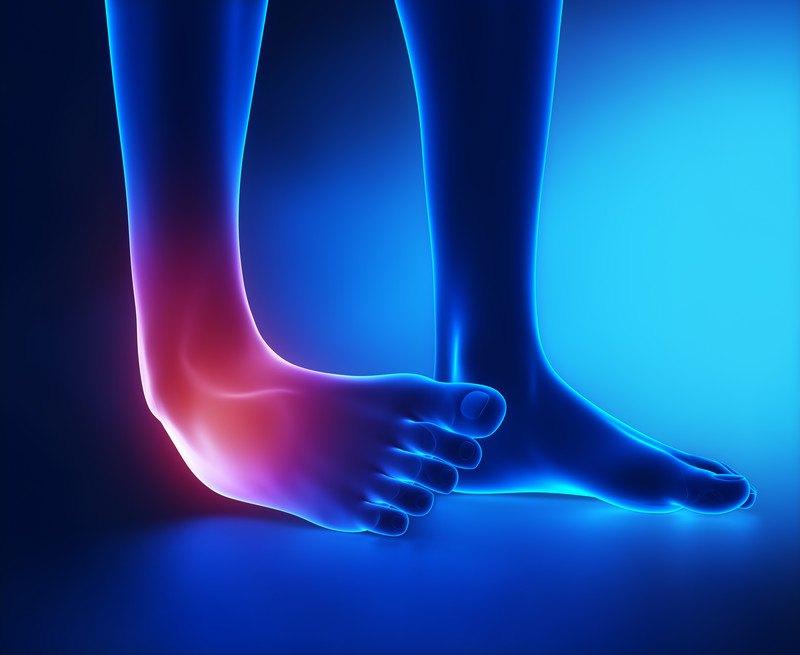 Entorse do tornozelo e instabilidade ligamentar